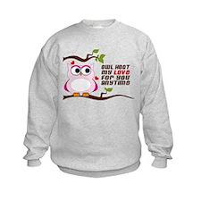 Owl Hoot Sweatshirt