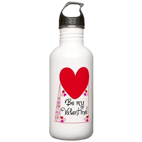 Be My Valentine Stainless Water Bottle 1.0L