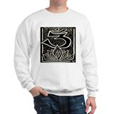 Omkar & Lotus 1 Sweatshirt