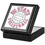 UC State Volleyball Keepsake Box