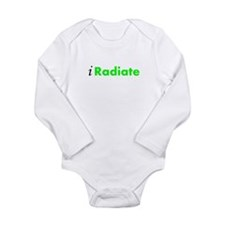 Kay Danilowicz Long Sleeve Infant Bodysuit