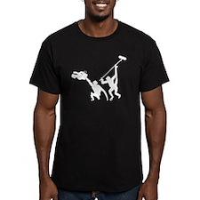 Dance Monkey Dance Lady-Style T-Shirt T-Shirt