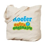 Roofer Extraordinaire Tote Bag