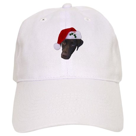 Christmas Lab Cap