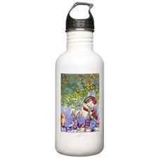 Mad Hatter's Tea Party Sports Water Bottle