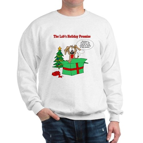 Lab Holiday Promise #1 Sweatshirt