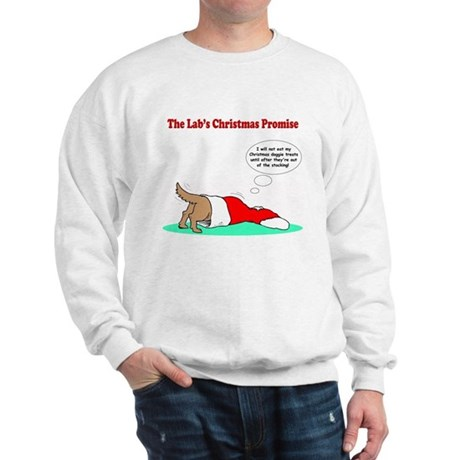 Lab Holiday Promise #2 Sweatshirt
