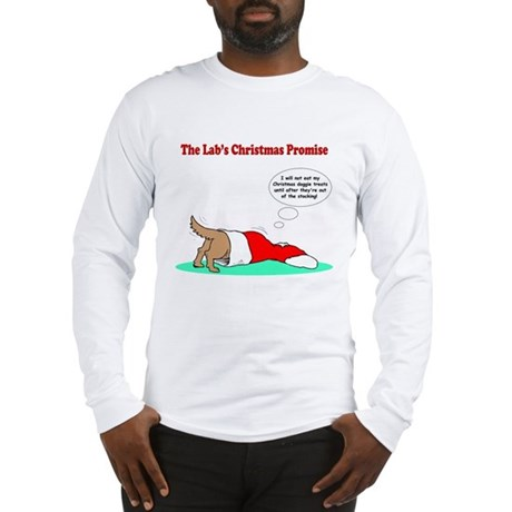 Lab Holiday Promise #2 Long Sleeve T-Shirt