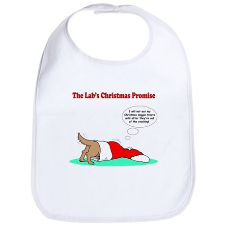 Lab Holiday Promise #2 Bib