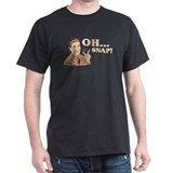 "Retro ""Oh... Snap!"" T-Shirt"