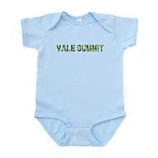 Vale Summit, Vintage Camo, Infant Bodysuit