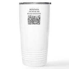 montana Thermos Mug
