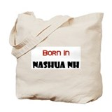Nashua New Hampshire Tote Bag
