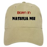 Nashua New Hampshire Baseball Cap