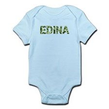 Edina, Vintage Camo, Infant Bodysuit