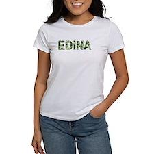 Edina, Vintage Camo, Tee