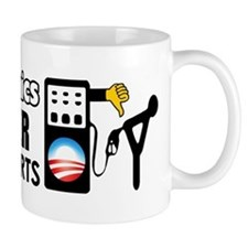 Cute Christians for palin Mug
