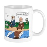 Fishing With Moses Small Mug