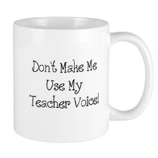 Unique Teacher Small Mugs