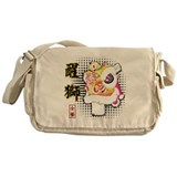 Futhok Lion Messenger Bag