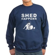 Cute Dogsled Sweatshirt