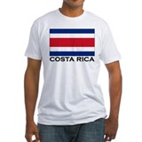 Costa Rica Flag Stuff Shirt