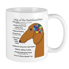 Cute Doxie Mug