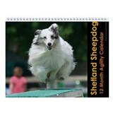 Shetland Sheepdog Wall Calendar II
