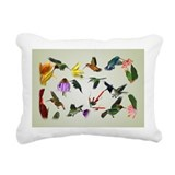 Funny Swallowtail Rectangular Canvas Pillow