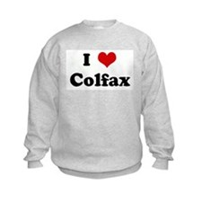 I Love Colfax Sweatshirt