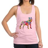 Pit Bull Racerback Tank Top