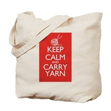 Cute Keep calm Tote Bag