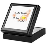 queen.png Keepsake Box