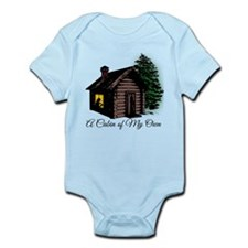 A Cabin of My Own Infant Bodysuit