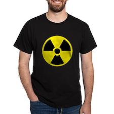 Radiation Sign e1 T-Shirt