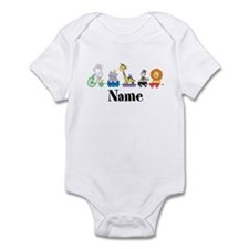 Personalized Noahs Ark Onesie