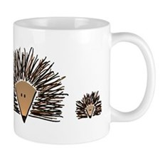 Cute Hedgehog Mug