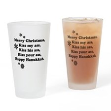 Cute Fra gee lay Drinking Glass