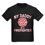 My Dad Is a Firefighter T