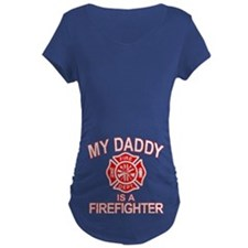 My Dad Is a Firefighter T-Shirt