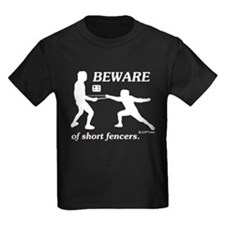 Beware of Short Fencers T