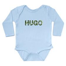 Hugo, Vintage Camo, Onesie Romper Suit