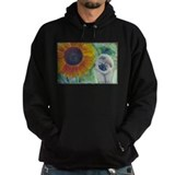 Sunflower Chow Chow Hoody