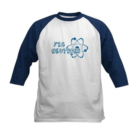 Fig Neutrons Kids Baseball Jersey