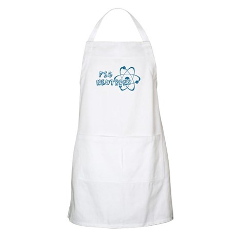 Fig Neutrons BBQ Apron