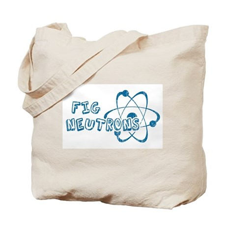 Fig Neutrons Tote Bag