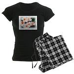 plumeria.jpg Women's Dark Pajamas