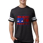 plumeria.jpg 3/4 Sleeve T-shirt (Dark)