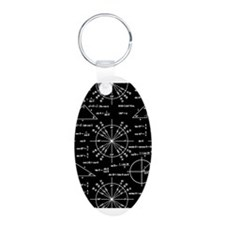 Unique Tangents Keychains