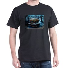 What's For Dinner  Grunge T-Shirt